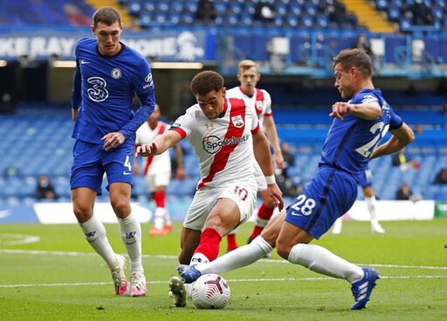 Chelsea 3-3 Southampton: Werner tỏa sáng là không đủ - 3