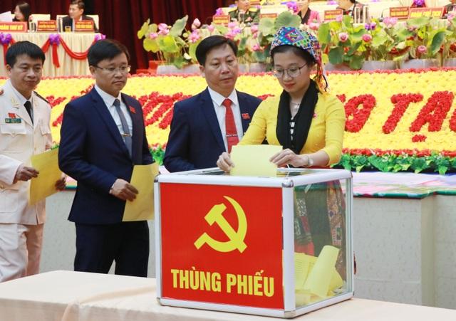 Ông Thái Thanh Quý tái đắc cử Bí thư Tỉnh ủy Nghệ An - 10