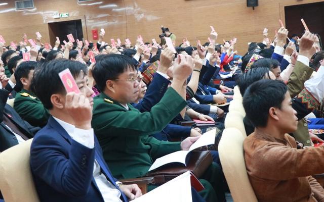 Ông Thái Thanh Quý tái đắc cử Bí thư Tỉnh ủy Nghệ An - 9