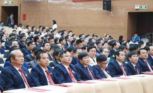 Ông Thái Thanh Quý tái đắc cử Bí thư Tỉnh ủy Nghệ An - 12