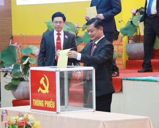Ông Thái Thanh Quý tái đắc cử Bí thư Tỉnh ủy Nghệ An - 3