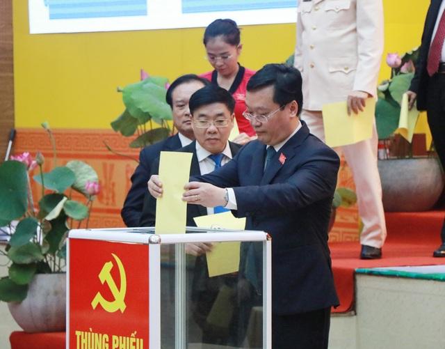 Ông Thái Thanh Quý tái đắc cử Bí thư Tỉnh ủy Nghệ An - 5
