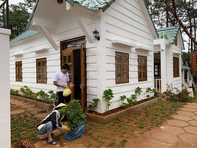 """Đóng 3 cửa hàng ở Hà Nội, cặp đôi """"bỏ phố, lên rừng"""" làm nhà đẹp như mơ - 4"""