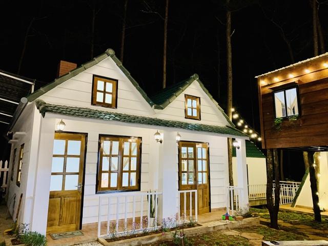 """Đóng 3 cửa hàng ở Hà Nội, cặp đôi """"bỏ phố, lên rừng"""" làm nhà đẹp như mơ - 7"""