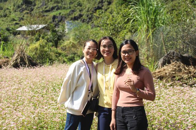 Tháng 10 về rủ nhau ngắm cánh đồng hoa tam giác mạch đẹp mê mải ở Hà Giang - 5