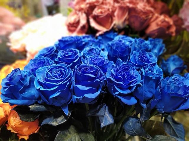Một doanh nghiệp chi 200 triệu đồng mua hoa tươi tặng chị em dịp 20/10 - 4
