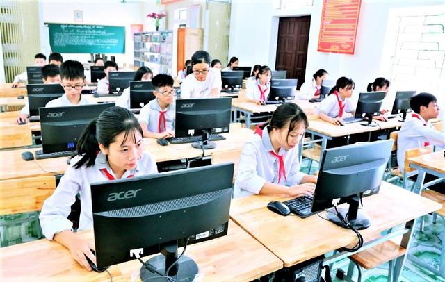Bước đệm cho cách mạng chuyển đổi số ngành giáo dục - 2
