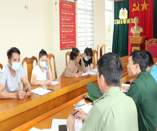 Phá thành công chuyên án đưa người vượt biên trái phép sang Lào - 2