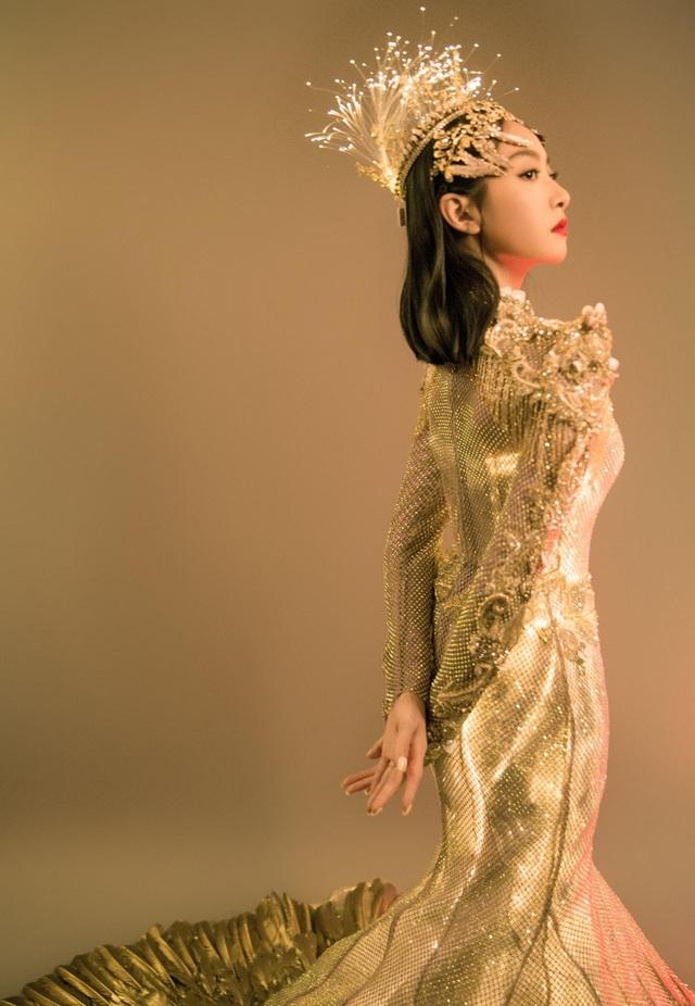 """Nhan sắc của """"nữ thần Kim Ưng"""" Tống Thiến gây thất vọng - 14"""