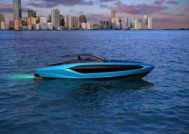 Chiêm ngưỡng siêu du thuyền trị giá hơn 81 tỷ đồng của Conor McGregor - 1