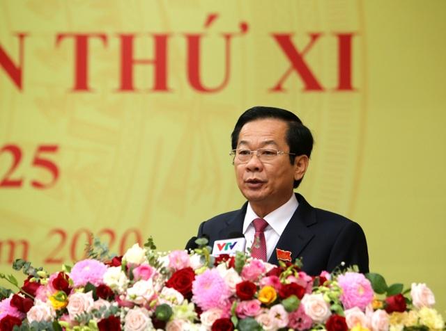 Chủ tịch UBND tỉnh Kiên Giang được bầu giữ chức Bí thư Tỉnh uỷ - 1