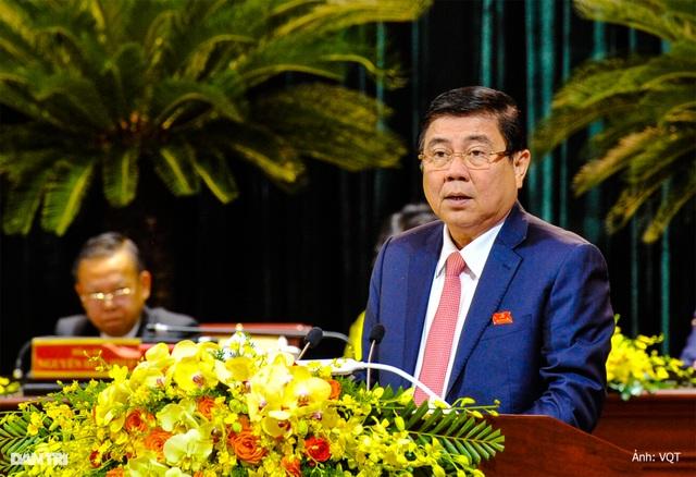 Ông Nguyễn Văn Nên được bầu làm Bí thư Thành ủy TPHCM - 4