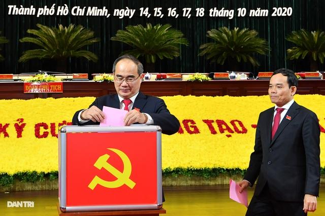 Phân công ông Nguyễn Thiện Nhân tiếp tục theo dõi, chỉ đạo Đảng bộ TPHCM - 1