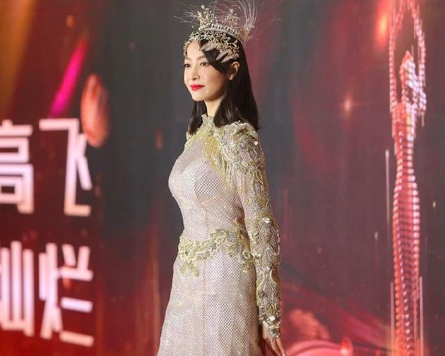 """Nhan sắc của """"nữ thần Kim Ưng"""" Tống Thiến gây thất vọng - 8"""