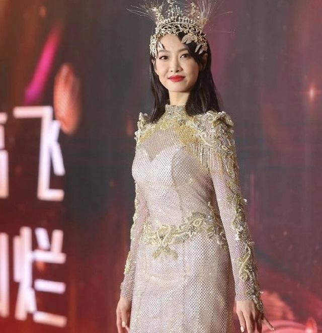 """Nhan sắc của """"nữ thần Kim Ưng"""" Tống Thiến gây thất vọng - 6"""