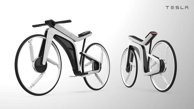 Giấc mơ xe đạp điện Tesla - 2