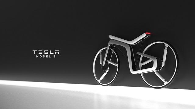 Giấc mơ xe đạp điện Tesla - 1