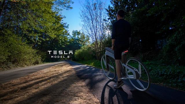 Giấc mơ xe đạp điện Tesla - 4
