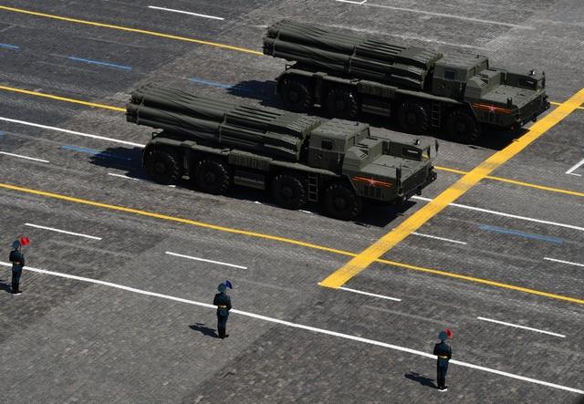 """Dàn khí tài quân sự """"khủng"""" Nga sắp đưa vào biên chế - 1"""