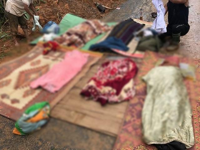 Tìm thấy 6 thi thể trong 1 ngôi nhà bị vùi lấp - 1