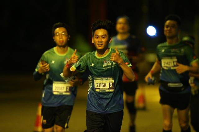 Ông Đoàn Ngọc Hải chinh phục giải marathon đặc biệt của Hà Nội - 7