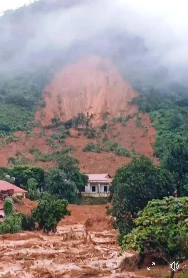Hiện trường vụ lở núi kinh hoàng vùi lấp 22 cán bộ, chiến sĩ tại Quảng Trị - 7