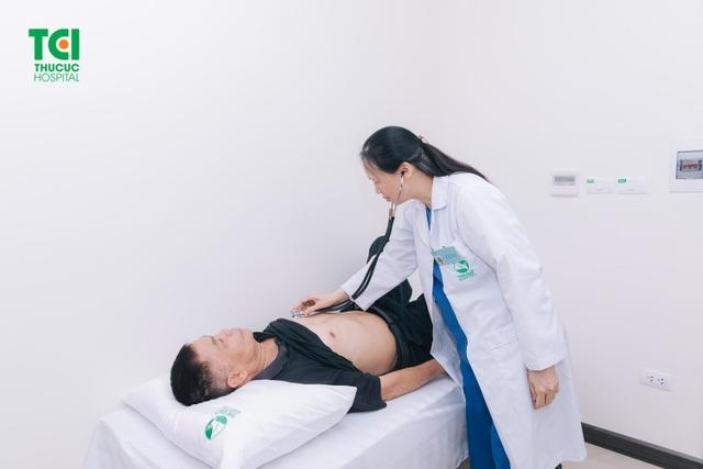 Đề phòng bệnh tiêu hóa tiến triển thành ung thư - 2