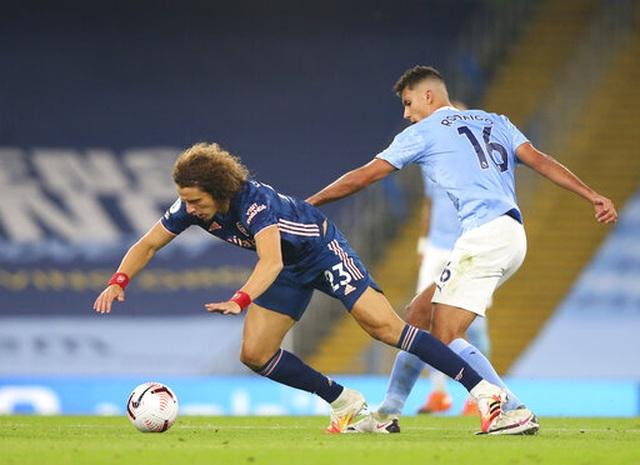 Man City 1-0 Arsenal: Sterling mang tới sự khác biệt - 6