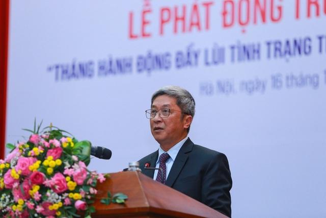 Thứ trưởng Bộ Y tế Nguyễn Trường Sơn báo động thực trạng thừa cholesterol của người Việt