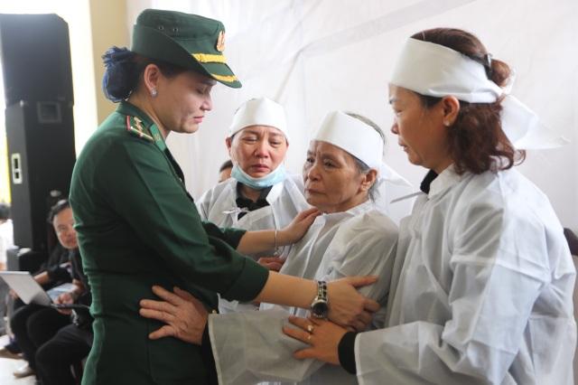 Hành trình sau cùng về với đất mẹ của 13 cán bộ, chiến sỹ hi sinh - 18