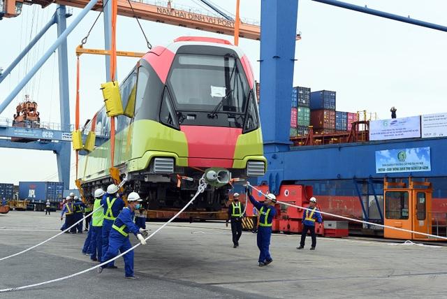 Hà Nội khai thác 5 tuyến đường sắt đô thị trong 10 năm tới - 1