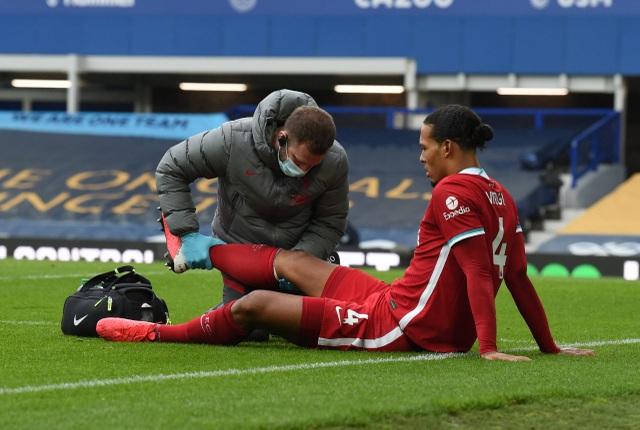 Liverpool đón tin cực sốc về ngôi sao Van Dijk - 2