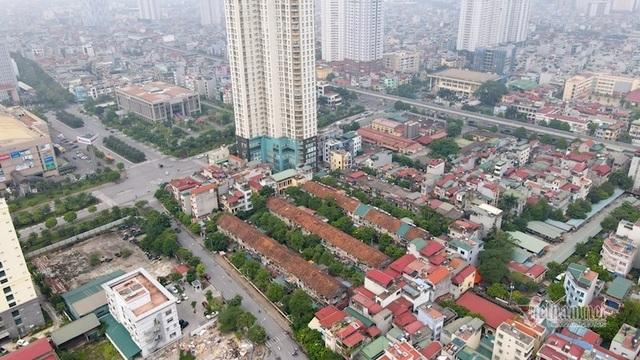 Hà Nội tạm dừng quy hoạch khu chung cư cũ Giảng Võ - 3