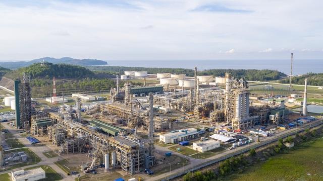 Công ty CP Lọc hoá dầu Bình Sơn có lãi trở lại trong quý III/2020 - 1