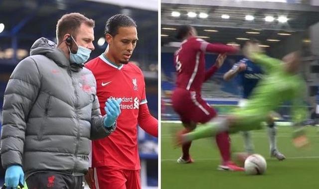 Liverpool đón tin cực sốc về ngôi sao Van Dijk - 1