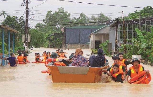 Tổng Bí thư, Chủ tịch nước kêu gọi giúp đỡ người nghèo, đồng bào vùng lũ - 1