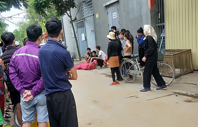 Nghi án chồng sát hại vợ và nhân tình tại phòng trọ ở Bắc Giang - 1