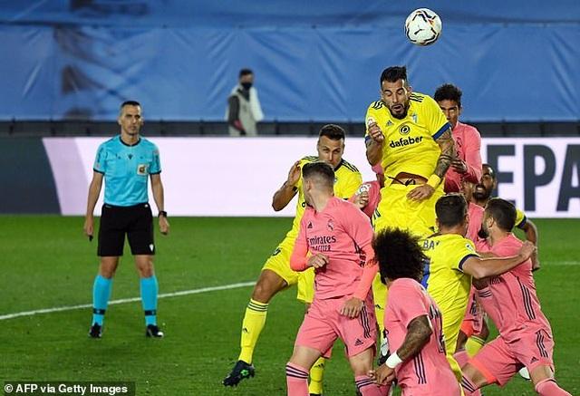 Real Madrid thua sốc trước đội mới lên hạng tại Bernabeu - 6