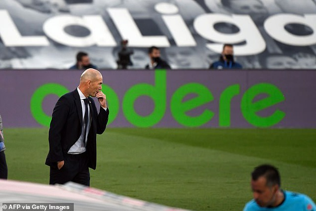 Real Madrid thua sốc trước đội mới lên hạng tại Bernabeu - 7