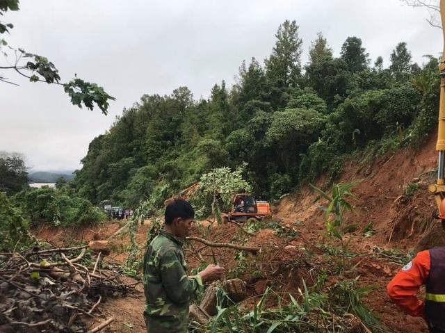 Hiện trường vụ lở núi kinh hoàng vùi lấp 22 cán bộ, chiến sĩ tại Quảng Trị - 3