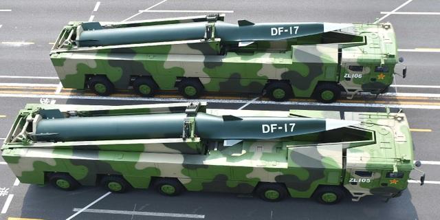 Trung Quốc triển khai tên lửa siêu thanh gần Đài Loan - 1