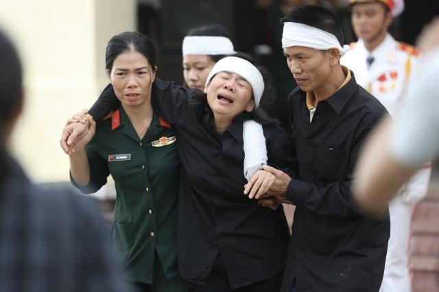 Hành trình sau cùng về với đất mẹ của 13 cán bộ, chiến sỹ hi sinh - 31