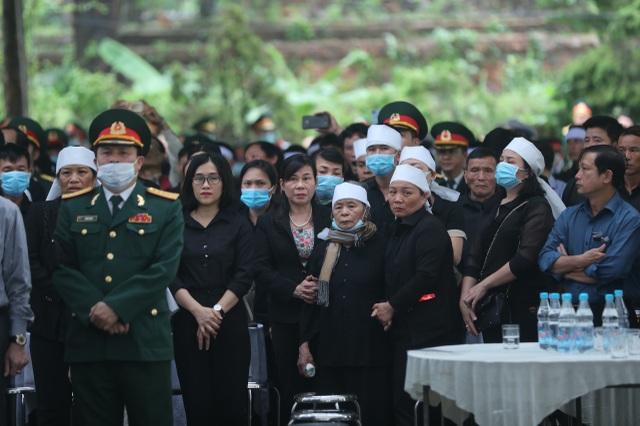 Hành trình sau cùng về với đất mẹ của 13 cán bộ, chiến sỹ hi sinh - 67