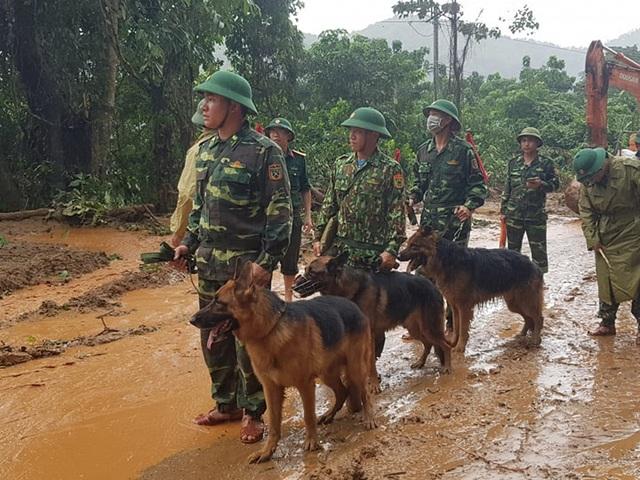 Tìm thấy 14 thi thể trong 22 chiến sĩ gặp nạn, Quảng Trị cứu hộ xuyên đêm - 9