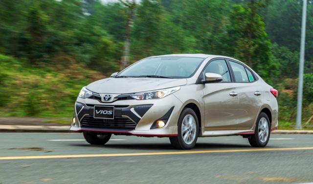 """Bán gần 3.000 xe tháng 9, đây là lý do Toyota Vios cho đối thủ """"hít khói"""" - 5"""