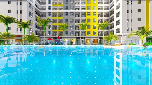 Bcons Plaza đầy bất ngờ với giá 1,45 tỷ đồng nhưng căn hộ chất lượng cao - 1