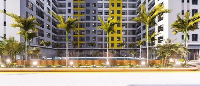 Bcons Plaza đầy bất ngờ với giá 1,45 tỷ đồng nhưng căn hộ chất lượng cao - 2