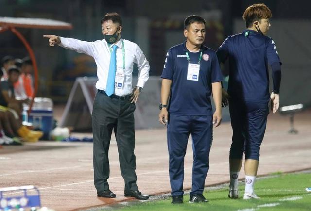 HLV Sài Gòn FC thừa nhận khó khăn trong cuộc đua vô địch - 4