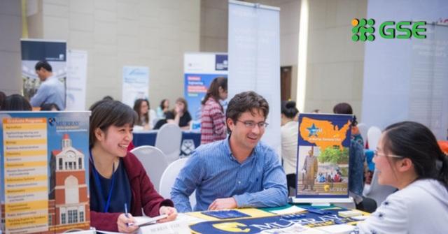 Kho học bổng du học lên tới 100% học phí tại Ngày hội Du học Quốc tế 2020 - 3