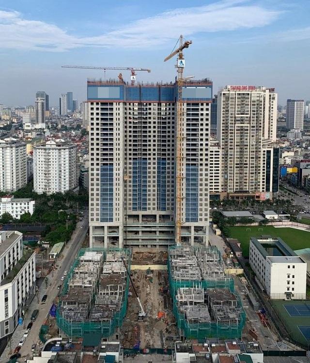 Hà Nội: Giá căn hộ vùng ven, ngoại thành được đẩy lên ngang ngửa khu trung tâm - 2